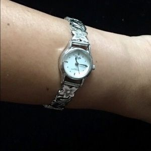 Hawaiian Silver Watch